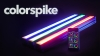 COLORSPIKE KIT Tubo Luminoso de LED para Foto/Vídeo