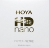 HOYA Filtro UV HD Nano D62 mm