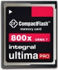 INTEGRAL Cartão Compact Flash Ultima Pro 64GB (120MB/s) 800x