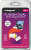 INTEGRAL Pen USB-C + USB 3.1 Fusion Dual 128GB