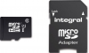 INTEGRAL Cartão Micro SDHC Ultima Pro 16GB (90MB/s) (Class 10) + Adapt
