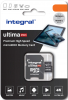 INTEGRAL Cartão Micro SDHC Ultima Pro U3 32GB (100MB/s) + Adapt