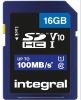 INTEGRAL Cartão SDHC Ultima Pro U1 16GB (100MB/s) (Class 10)