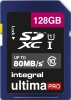 INTEGRAL Cartão SDXC Ultima Pro 128GB (80MB/s) (Class 10)
