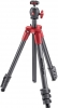 MANFROTTO Kit Tripé Compact Light + Rotula Ball Vermelho