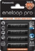 PANASONIC Eneloop Pro 4 Pilhas (AA) 2500mAh (Ready to use)