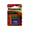 PANASONIC Pilhas Pro Power LR6 (Blister de 4)