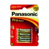 PANASONIC Pilhas Pro Power LR3 (Blister de 4)