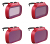 PGYTECH Pack de 4 Filtros para Mavic Mini (ND8-16-32-64) Pro