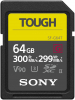 SONY Cartão SD SF-G Touch UHS-II 64GB 300MB/s