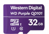 WESTERN DIGITAL Micro SDHC UHS-I 32GB (Class 10) Purple