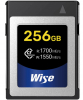 WISE Cartão CFexpress R1700/W1550 Mb/s 256Gb